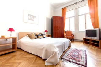 Apartment With 3 Bedrooms in Budapest, With Wonderful City View, Terra