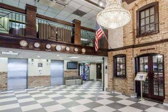 Howard Johnson Hotel by Wyndham Newark Airport