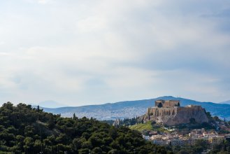54m² homm Penthouse with Acropolis view