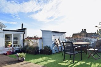 Wandsworth Flat With Roof Terrance