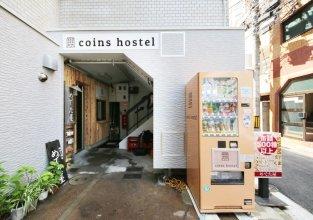 Coins Hostel Tenjin
