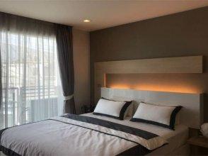 Bangkok Luxury One-Bedroom02 Apartment