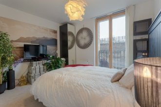 2 Bedroom Portobello Loft Flat