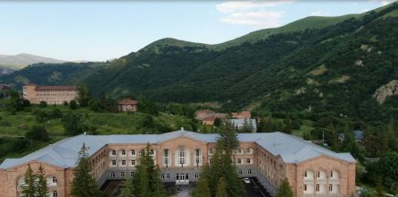 Jermuk Moscow Health Resort