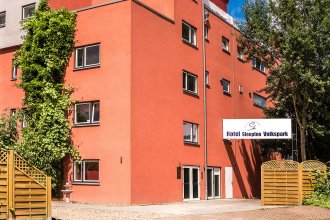 Sleepinn Volkspark - Adult Only