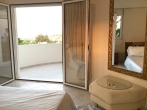 House With 3 Bedrooms in Rhodes, With Wonderful sea View, Enclosed Garden and Wifi - 2 km From the Beach
