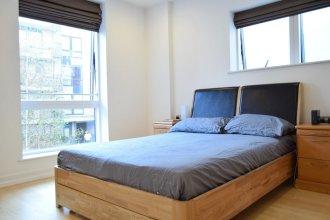 Modern 1 Bedroom Flat in East London