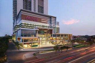 Отель AVANI Riverside Bangkok Hotel