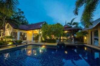 Green Residence Pool Villa Pattaya