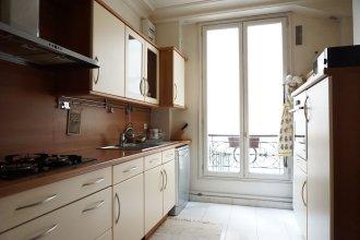 Place des Etats Unis-5 pièces-130 m² -Paris 16