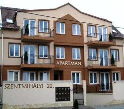 Szentmihalyi 22 Apartman