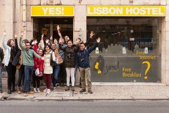 Yes! Lisbon Hostel