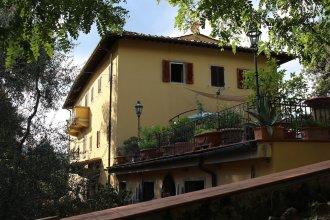 La Villa della Fattoria Le Sorgenti Italia 5 Girasoli