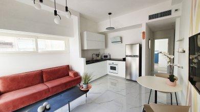 Apartment Terracotta | 2BR | Tel Aviv | Center | Yossef Eliyahu St | #TL60