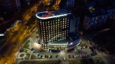 Отель Hampton by Hilton Нижний Новгород