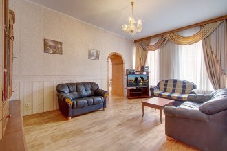 Stn Apartments Near Moskovsky Railway Station
