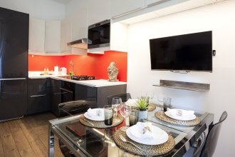 Sweet Apartment near the City Center