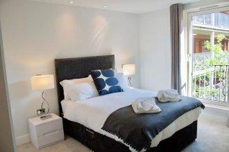 3 Bedroom Apartment In Fountainbridge Area