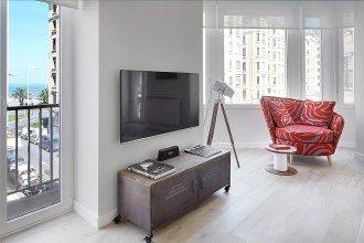 Zurriola Zinema Apartment By Feelfree Rentals