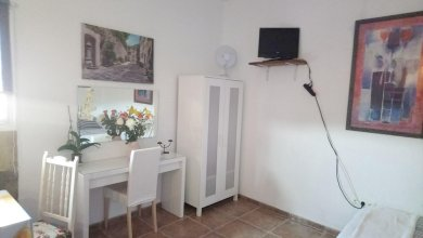 Studio in Tuineje, With Wonderful Mountain View, Enclosed Garden and Wifi - 12 km From the Beach