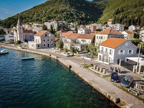 Villa Lastva is a Five Star Seafront Luxury Villa With Privite Pool