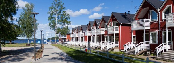 Saimaa Gardens Holiday Houses