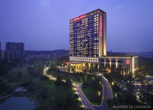 Crowne Plaza Chengdu Panda Garden, an IHG Hotel