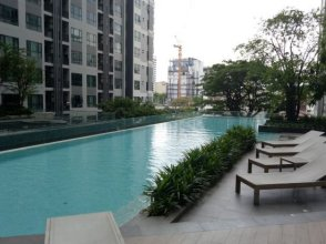 Pattaya The base one bedroom 31-Fl infinity pool