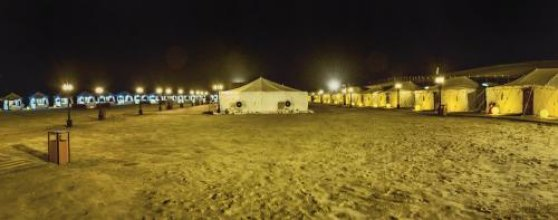 Regency Sealine Camp
