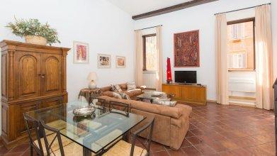 Rental in Rome Bovari