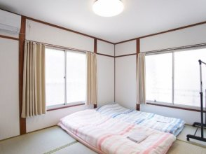 4 points up to 3 bedrooms free WiFi in Sky Tree Sumida area