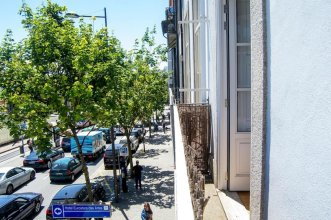 Apartment With one Bedroom in Porto, With Wonderful City View, Balcony and Wifi