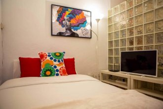 Cosy 1bed Apt in Madrid, 5mins To Metro