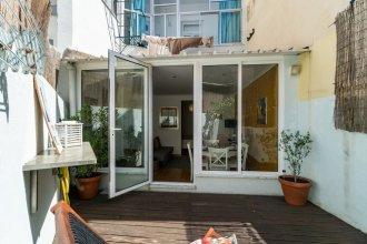 Gorgeous Flat With Terrace in Belém