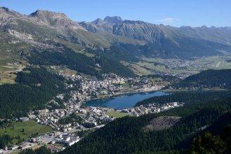 Ferienwohnung St. Moritz