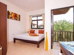 Maprow Palm Villa No. 2   2 Bed Rental in Bophut Samui
