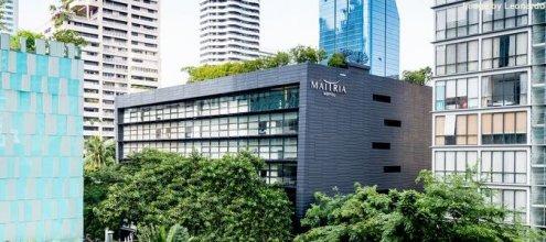 Maitria Hotel Sukhumvit 18- A Chatrium Collection (Formerly Oakwood Apartments Trilliant Sukhumvit 18)