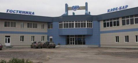 Гостиница Ока
