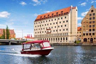 Отель Qubus Gdansk