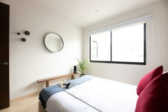 2BR Apt. in the Liveliest Area of Cuauhtémoc