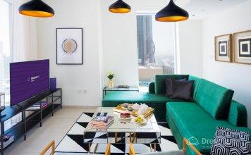 Dream Inn Dubai Apartments 48 Burj Gate Penthouse