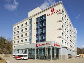 Отель Рамада Москва Домодедово