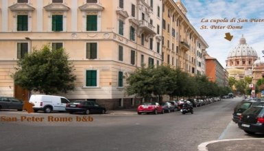 Bed & Brekfast San Peter Rome