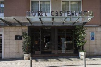 Отель Catalonia Castellnou