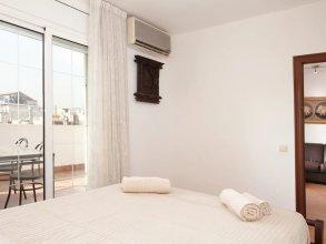 Penthouse Terrace Rambla Catalunya