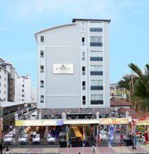 Отель Ozgur Bey Spa