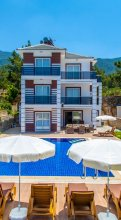 Villa Sunset Deluxe by Turkishlettings