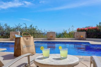 Agave Azul is a Great Ocean & Golf View Rental Perfect for Groups & Families