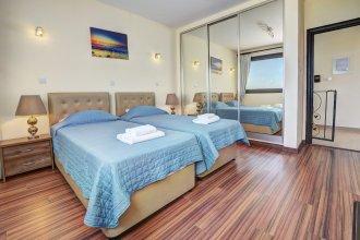 Seafront Protaras Villa 13-5 bedroom villa & pool