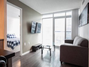 Pinnacle Suites - Two Bed and Bath Condo offered by Short Term Stays